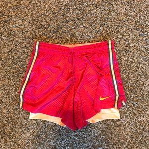 Nike Pro Dri Fit athletic shorts